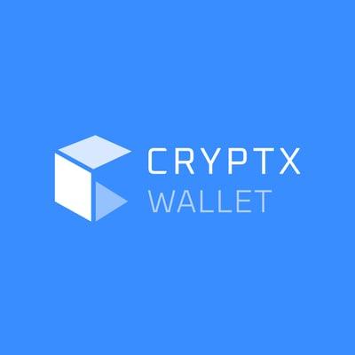 CryptX Wallet Logo